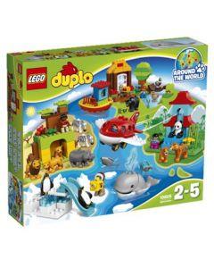 LEGO DUPLO Town 10805 Verden rundt