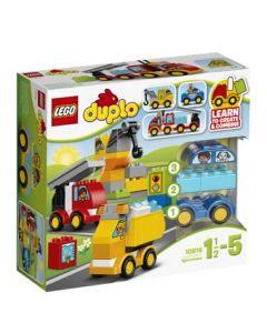 LEGO DUPLO 10816 Mine første biler og lastebiler