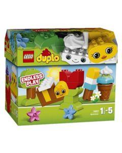LEGO DUPLO 10817 Kreativ kiste
