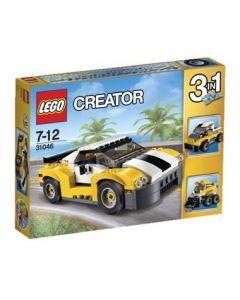 LEGO Creator 31046 Rask bil