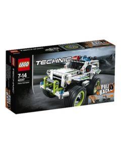 LEGO Technic 42047 Politiets innsatskjøretøy