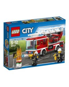 LEGO City 60107 Brannvesenets stigebil