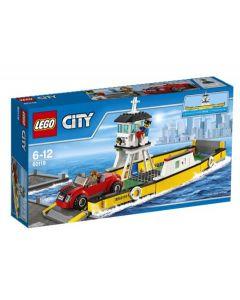 LEGO City 60119 Ferge