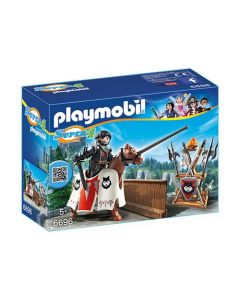 Playmobil Jousting Rypan, Guardian of the Black Baron 6696