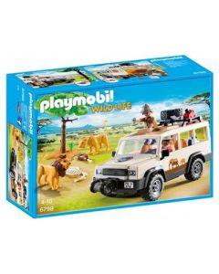 Playmobil Safari-truck med løver 6798