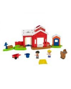 Fisher Price Little People hestestall