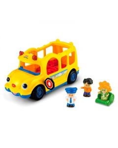 Fisher Price Little People - skolebuss