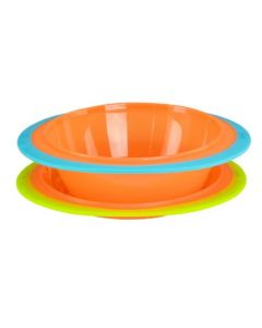 Fisher Price Bowl & Plate sett
