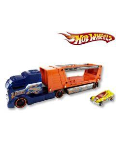 Hot Wheels Lastebil med krasjfunksjon