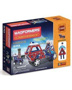 Magformers XL Cruiser Emergency Set