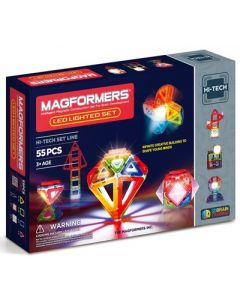 Magformers Led Lighted Set