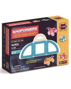 Magformers My First Buggy Car Blue