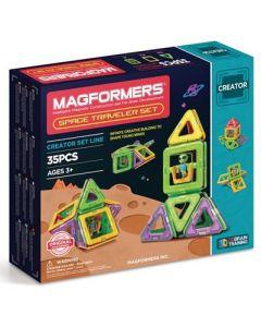 Magformers Space Traveler Set