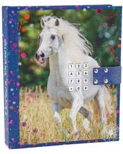 Horses dreams dagbok med kodelås og lydeffekt