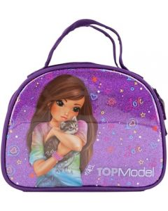 TOPModel beauty bag purple