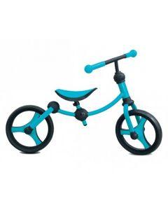 Smart Trike balansesykkel - blå