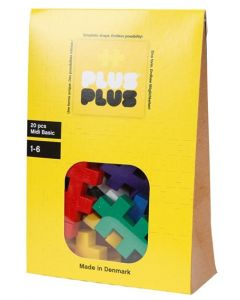 Plus Plus MIDI Basic 20 pcs