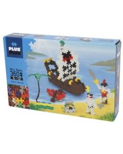 Plus Plus MINI Basic 360 pcs Pirates