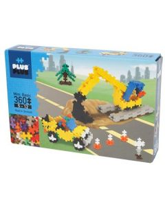 Plus Plus MINI Basic 360 pcs Construc.