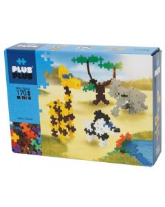 Plus Plus MINI Basic 170 pcs. Animals