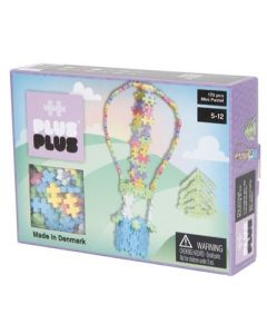 Plus Plus Mini Pastel 170 Hot Air Balloon