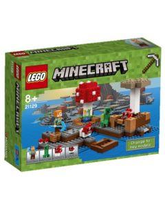 LEGO Minecraft 21129 Soppøya