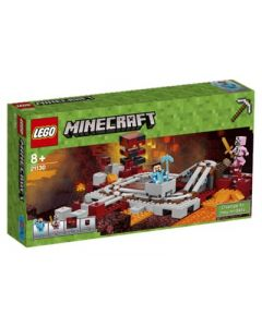 LEGO Minecraft 21130 Nether-jernbanen