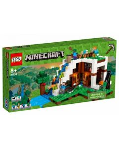 LEGO Minecraft 21134 Fossens fot