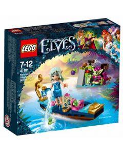LEGO Elves 41181 Naidas gondol og trolltyven