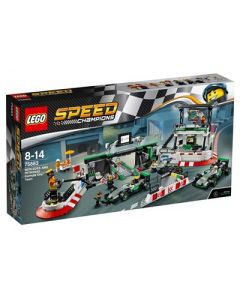 LEGO Speed Champions 75883 MERCEDES AMG PETRONAS Formula One-Team