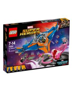 LEGO Super Heroes 76081 The Milano mot The Abilisk