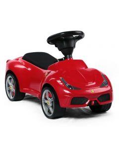 Ferrari 458 gåbil - med skinnsete