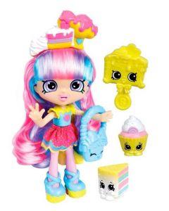 Shopkins Shoppies Rainbow Kate med figurer - sesong 2