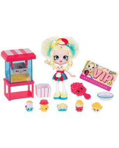 Shopkins Shoppies Popettes Popcorn playset - sesong 2