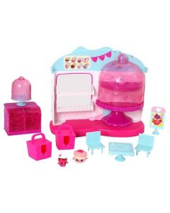 Shopkins Food mix Cupcake Queen cafe
