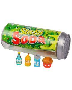 Grossery GANG Sticky Soda 4 pk - sesong 1 - asst