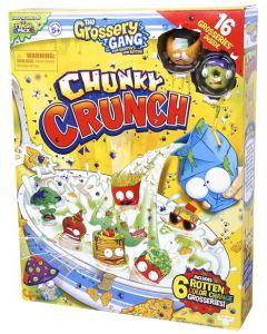 Grossery GANG Chunky Crunch - 16 deler - sesong 1