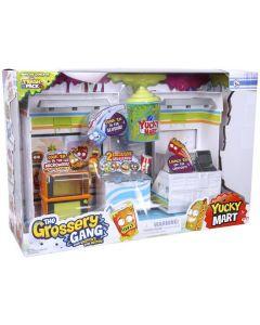 Grossery GANG Yucky Mart lekesett - sesong 1