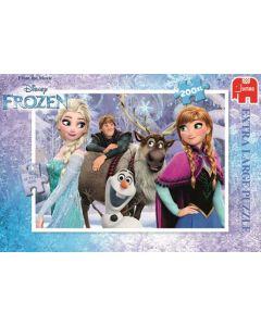 Disney Frozen Jumbo puslespill XL - 200 brikker