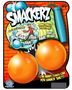 Smackerz trikseballer - orange