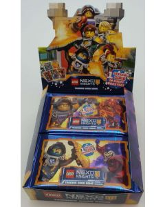 LEGO Nexo Knights samlekort