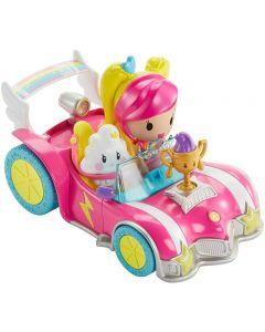 Barbie Video Game Hero bil og figurer