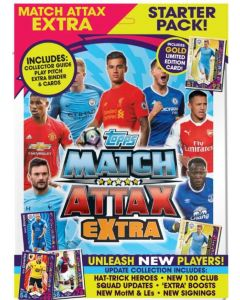 Match Attax EXTRA Premier League 2016/2017 - Starter Pack