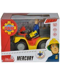 Brannmann Sam ATV Mercury