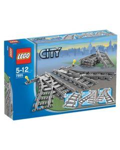 LEGO City 7895 togskinner - penser