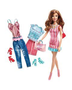 Barbie Teresa dukke og klær