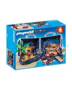 Playmobil Pirate Treasure Chest 5347