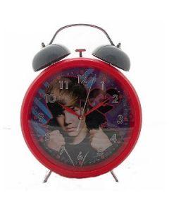 Justin Bieber jumbo-klokke - Rosa