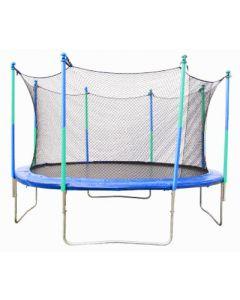 4 m sikkerhetsnett til trampoline - TUV godkjent