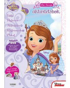 Disney Sofia aktivitetsbok